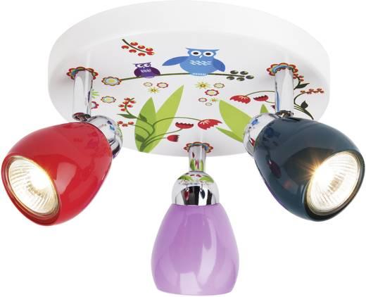 Mennyezeti lámpa, Eule GU10 150 W Brilliant Madarak színes