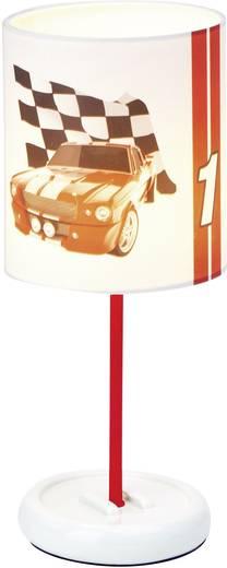 LED-es asztali lámpa autós mintával, Brilliant Racing
