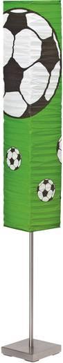 Állólámpa focilabda mintával, E14 40 W Brilliant Soccer fém, színes
