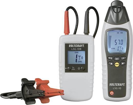 Vezetékkereső, biztosíték kereső és szakadásvizsgáló kábelteszter 12/50/120/230/300 V-ig Voltcraft LSG-10