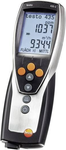 Levegő hőmérséklet, páratartalom mérő műszer, kézi hygrométer Testo 435-2