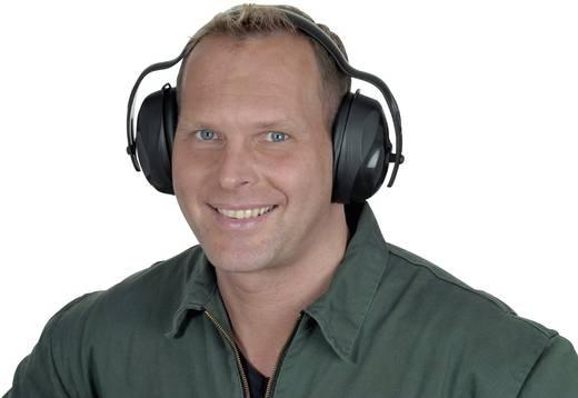 Fejpántos, kapszulás hallásvédő fültok, zajcsillapító fülvédő 28dB Moldex Z2 6220