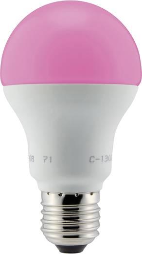 LED-es fényforrás, 110 mm 230 V E27 4.8 W Rgb Renkforce