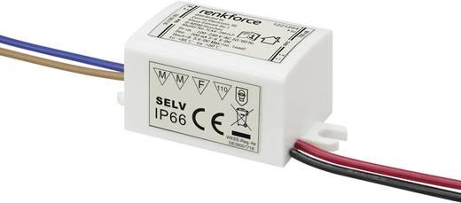 LED meghajtó trafó 2...4W 6VDC 700mA, renkforce 9283c59