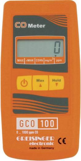 Greisinger GCO 100 CO szén - monoxid mérőműszer