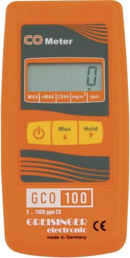 Szénmonoxid CO mérő kéziműszer Greisinger GCO 100
