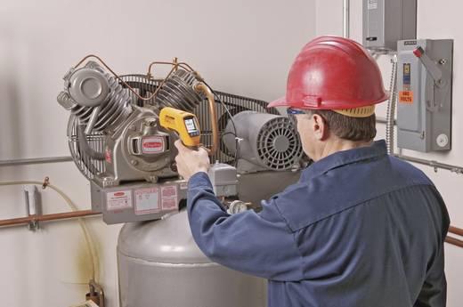 Infravörös hőmérő, távhőmérő és kontakthőmérő 30:1 Optikával Fluke 566
