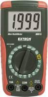Digitális multiméter, mérőműszer, elemtesztelő funkcióval 10A/DC Extech MN15 Extech