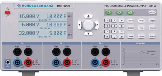Labor tápegység, Hameg HMP4030 programozható