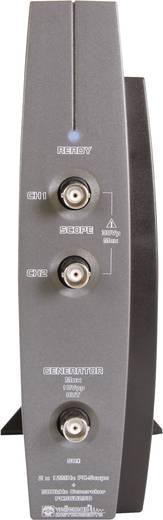 Digitális tárolós USB oszcilloszkóp 12mHz, Velleman PCSGU-250