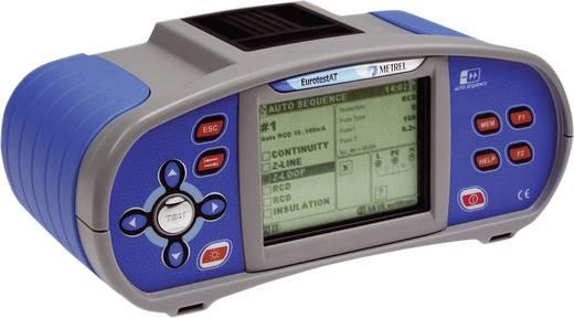 Metrel MI 3105EU Eurotest XA VDE vizsgáló készülék