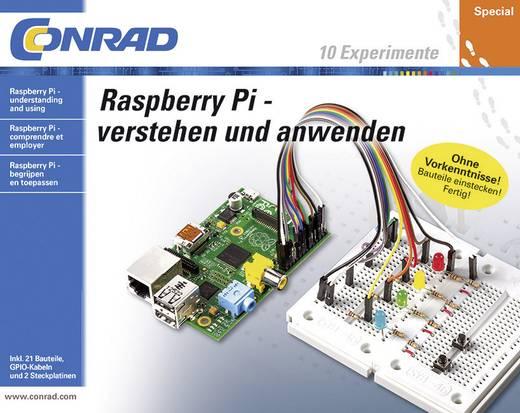 Raspberry Pi programozó rendszerhez használható próbapanel, tanulócsomag Conrad