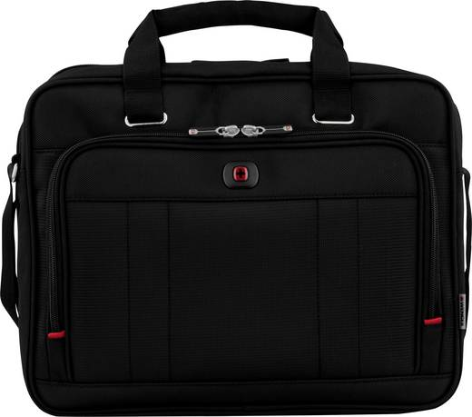 Notebook táska, max. 40,64 cm (16) notebookhoz, fekete, Swissgear Wenger Acquisition Business 15.4, 15.6, 16
