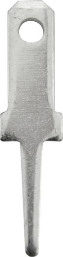 Dugaszoló csúszósaru, 2,8 mm / 0,8 mm 180° szigeteletlen, fémes Vogt Verbindungstechnik 3775b08.68 100 db