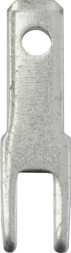 Dugaszoló csúszósaru, 2,8 mm / 0,5 mm 180° szigeteletlen, fémes Vogt Verbindungstechnik 3785a05.68 100 db