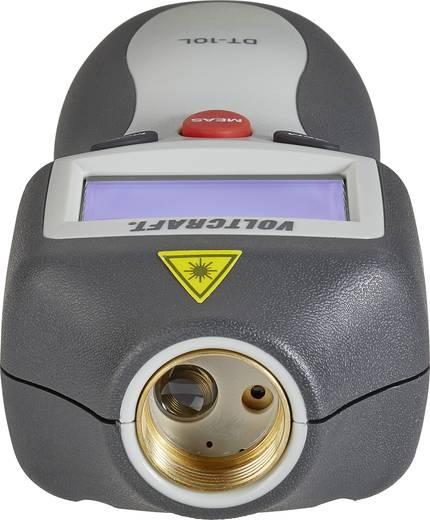 Lézeres fordulatszámmérő Voltcraft DT-10L