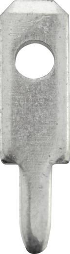 Dugaszoló csúszósaru, 2,8 mm / 0,8 mm 90° szigeteletlen, fémes Vogt Verbindungstechnik 378708.68 100 db