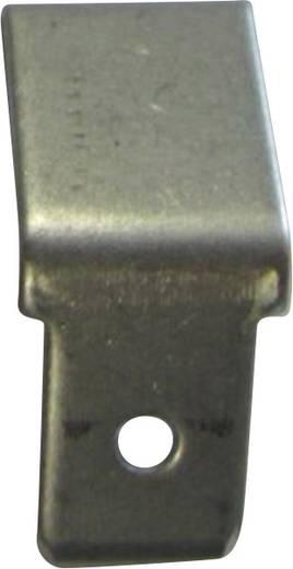 Dugaszoló csúszósaru, 6,3 mm / 0,8 mm 45° szigeteletlen, fémes Vogt Verbindungstechnik 3841.8