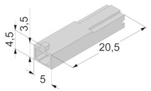 Átlátszó 0.14 mm² 1 mm² Vogt Verbindungstechnik 3931pa 1 db