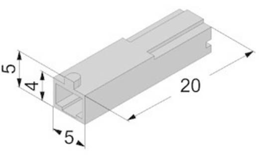 Átlátszó 0.14 mm² 1 mm² Vogt Verbindungstechnik 39314pa 1 db