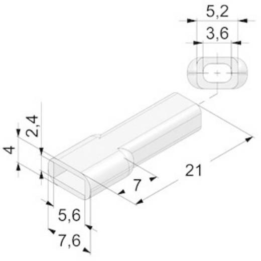 Átlátszó 0.5 mm² 2.5 mm² Vogt Verbindungstechnik 3935wpv 1 db