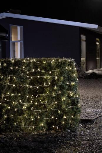 Kültéri LED-es fényfüzér, 120 LED Melegfehér 1250 cm Konstsmide 3729-103
