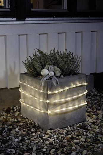 LED-es fénytömlő, 950 cm, átlátszó, Konstsmide 3745-100