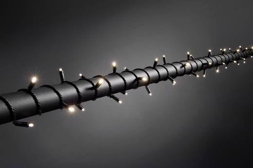 Kültéri LED-es fényfüzér, LED Melegfehér 1390 cm Konstsmide 6630-117