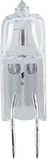 Nagyfeszültségű halogén izzó 32 mm sygonix 12 V G4 10 W, melegfehér, EEK: C
