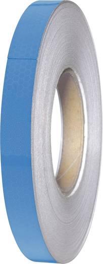 Fényvisszaverő ragasztószalag, kék, 45 m x 19 mm, 1 tekercs, Conrad