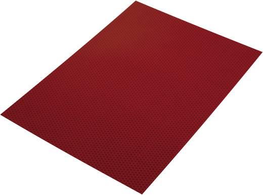 Fényvisszaverő ragasztószalag, piros, A4, 300 x 210 mm, 1 lap