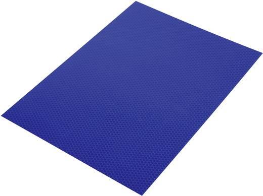 Fényvisszaverő ragasztószalag, kék, A4, 300 x 210 mm, 1 lap