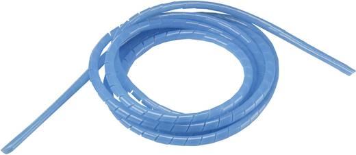 UV reaktív spiráltömlő, Ø 8 - 15 mm, ultraviola-kék, 1m, Tru Components UVWB-08