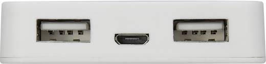 Napelemes telefontöltő, akkutöltő 0.7 W/ 140 mA (mc-Si) 5000 mA 5 V, Voltcraft SL-3