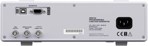 Távirányítható függvénygenerátor 0,01 Hz - 12,5 MHz, Rohde & Schwarz HM8150