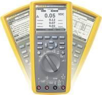Fluke 287/EUR Kézi multiméter Kalibrált ISO digitális Grafikus kijelző, Adatgyűjtő CAT III 1000 V, CAT IV 600 V Kijelző (3947781) Fluke