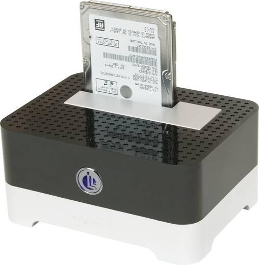 Merevlemez dokkoló, USB 3.0 SATA 1 port, LogiLink QP0016B