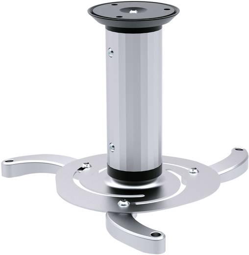 Mennyezeti projektor tartó konzol, forgatható, állítható hossz 13-20 cm Speaka Professional