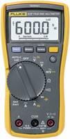 Fluke 117 Kézi multiméter Kalibrált ISO digitális CAT III 600 V Kijelző (digitek): 6000 (2583647) Fluke