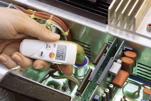 Infravörös hőmérő, távhőmérő 1:1 Optikával Testo 805