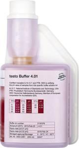 PH puffer oldat készlet ph4 250ml Testo 205 PH mérőkhöz testo