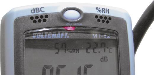 Környezetvédelmi mérőműszer, és multiméter egyben, fénymérő, zajszintmérő, hőmérséklet, páratartalommérő Voltcraft MT-52