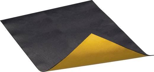 Hangcsillapító bitumen szőnyeg 500 x 500 x 2,7 mm, Sinuslive ADM-50