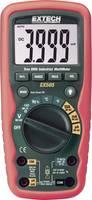 Extech EX505 Kézi multiméter Kalibrált DAkkS digitális Vízálló (IP67) CAT III 1000 V, CAT IV 600 V Kijelző (digitek): 40 (EX505) Extech