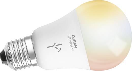 LED-es fényforrás, OSRAM Lightify Classic A60 RGBW E27 10 W Rgb, Melegfehér, Hidegfehér