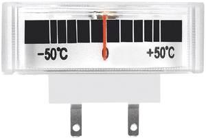 Beépíthető analóg hőmérséklet kijelző, -50 - +50 °C, VOLTCRAFT AM-39X14/TEMP VOLTCRAFT