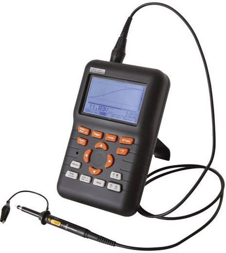 Hordozható kézi USB-s oszcilloszkóp, szkópméter 12mHz Velleman HPS50