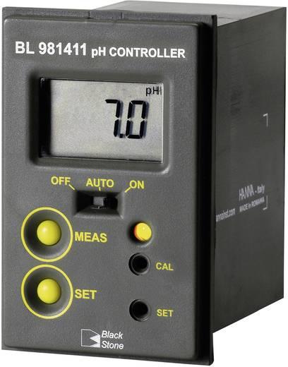 Beépíthető mini szabályozó BL 981411-0 pH érték alapján 0 - 14 pH, Hanna Instruments BL 981411-0