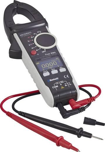 Digitális lakatfogó multiméter, CAT III 600 V/CAT II 1000 V, ISO kalibrált, VC 595 OLED