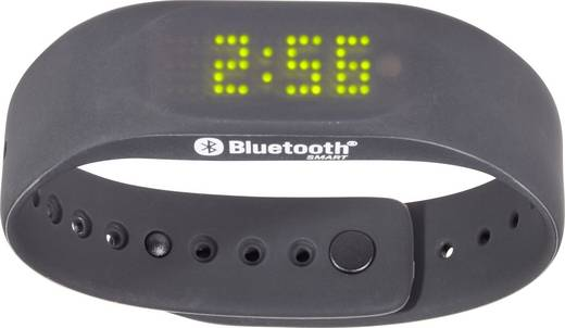 Aktivitás érzékelő okostelefonhoz Bluetooth-tal, Renkforce
